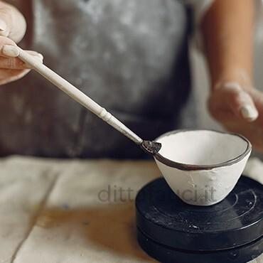 Pennelli professionali per la ceramica