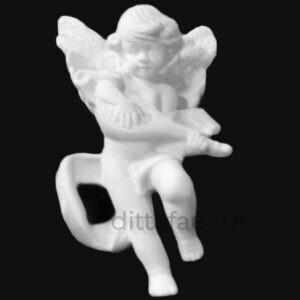 angelo musico h 15 cm mandolino