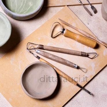 Attrezzi per la ceramica